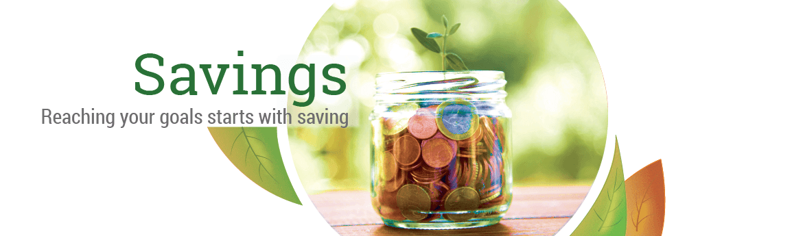 savings jar with coins